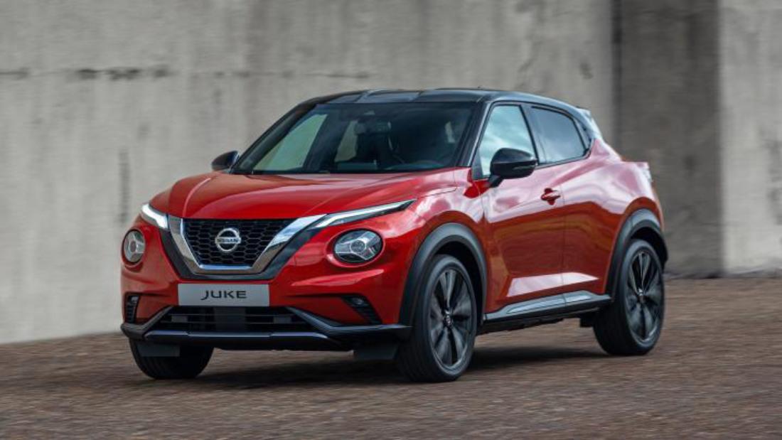 2020 Nissan Juke Redesign