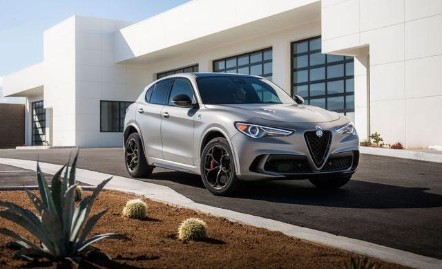 2020 Alfa Romeo Stelvio Quadrifoglio Q4 Design