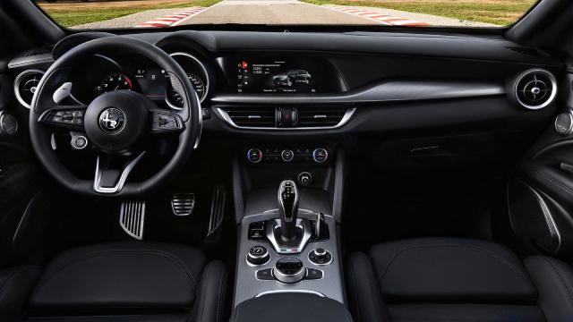 2020 Alfa Romeo Stelvio Quadrifoglio Q4 Price