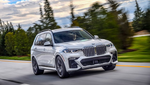 2020 BMW X7 V12 Engine Specs