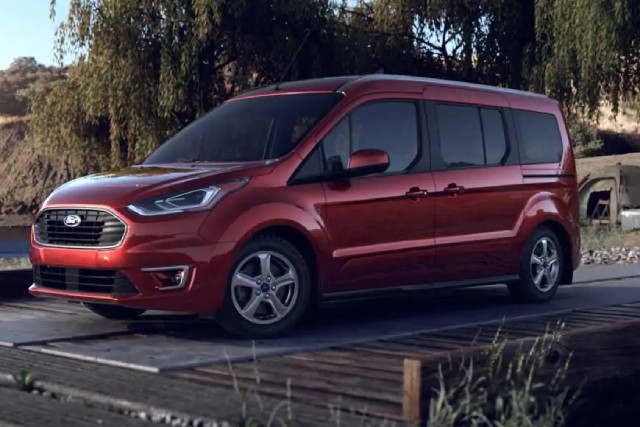 2020 Ford Transit Connect Passenger Wagon - The All-American Minivan