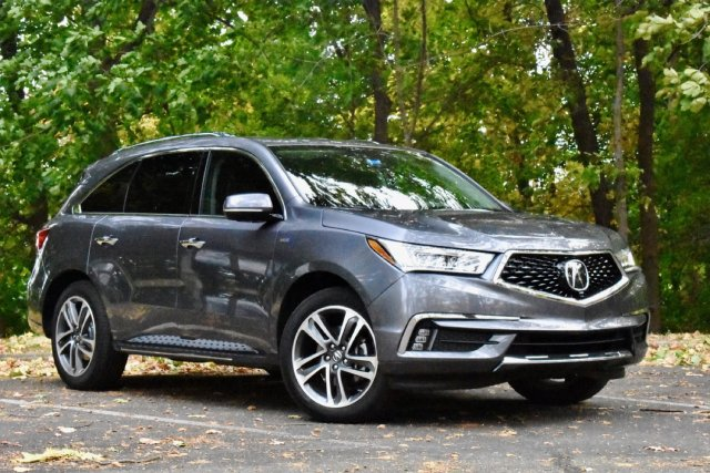 2021 Acura MDX Hybrid Release Date and Price