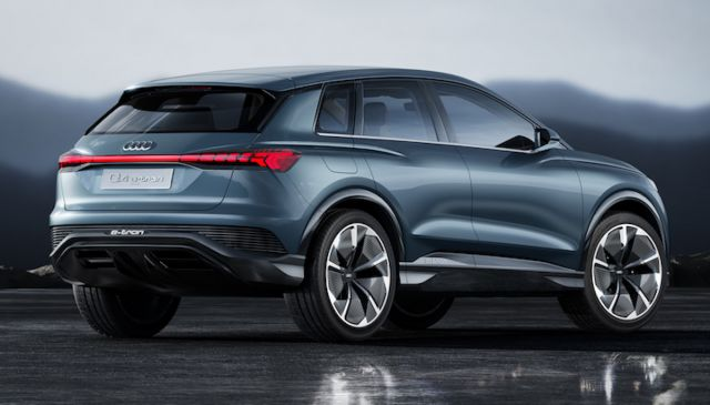 2021 Audi Q4 e-tron Concept, Engine, and Release Date ...