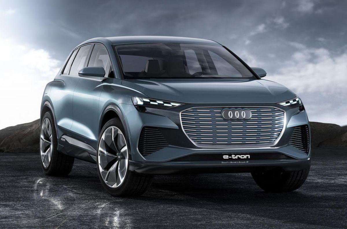 2021 audi q4 e-tron concept, engine, and release date