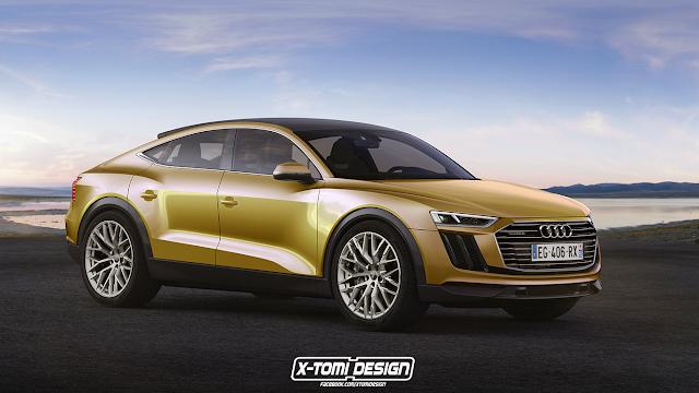 2021 Audi Q9 Design