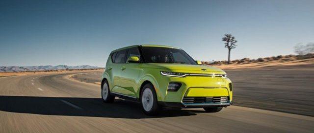 2021 Kia Soul EV New Design, and 243-Miles Range