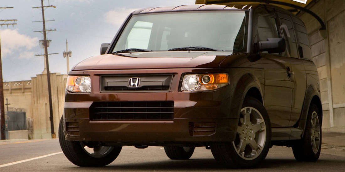Is the Honda Element Really Coming Back in 2021