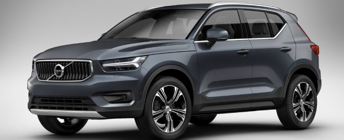 Volvo XC100 Flagship SUV To Be Launched By 2023