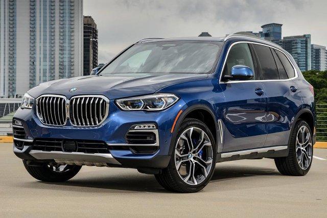 2021 BMW X5 Engine Options