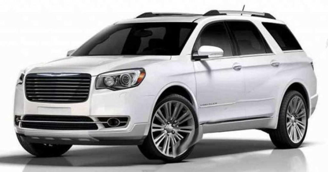2021 Chrysler Aspen Comeback Hoax