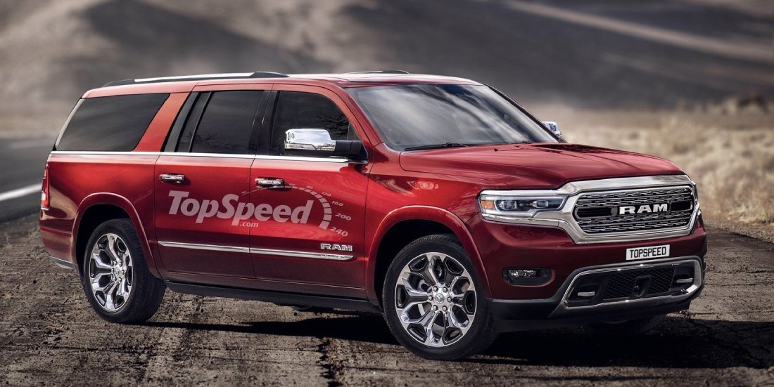 2021 Dodge Ramcharger Comeback Is It a Hoax