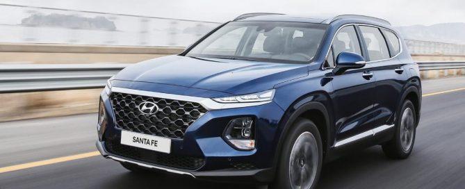 2021 Hyundai Santa Fe - Changes, New Engine and Price