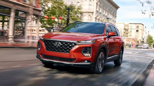 2021 Hyundai Santa Fe New Engine and Safety Features