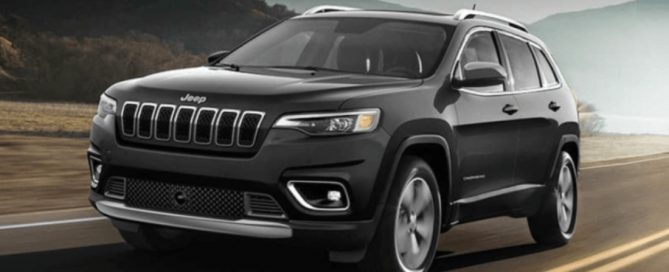 2021 Jeep Grand Cherokee Exterior Design