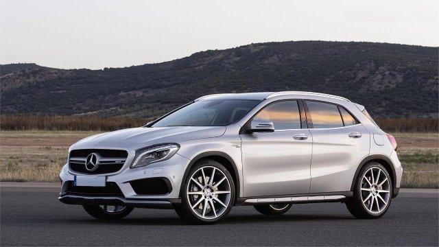 2021 Mercedes GLA 45