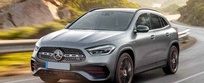 2021 Mercedes GLA, AMG GLA 35, 45, and 45 S Review