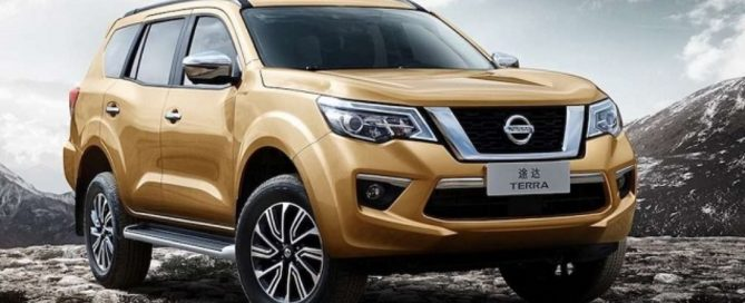 2021 Nissan Xterra Comeback Release Date, Price, and Specs