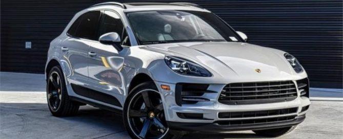 2021 Porsche Macan and Macan EV Price