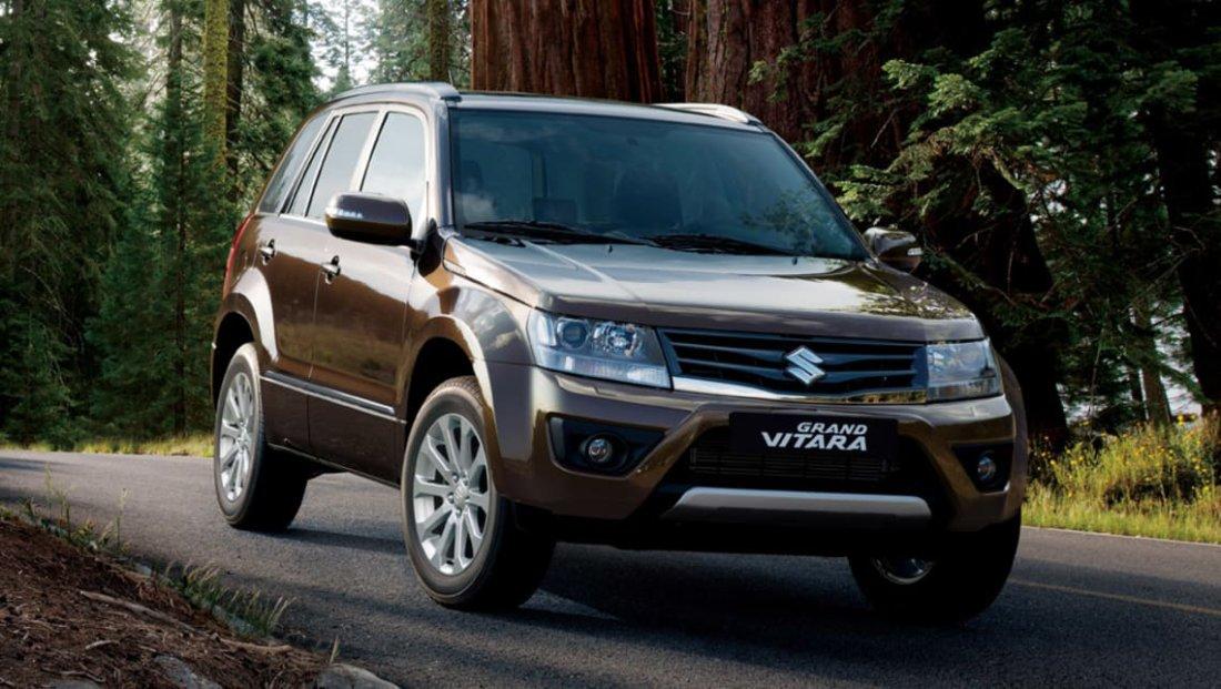 2021 Suzuki Grand Vitara 7-seater SUV Comeback News