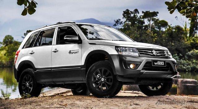2021 Suzuki Grand Vitara Release Date and Price