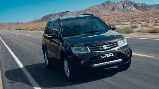 2021 Suzuki Grand Vitara - What to Expect