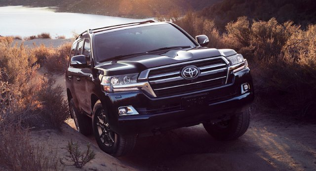 2022 Toyota Land Cruiser 300 Series Design