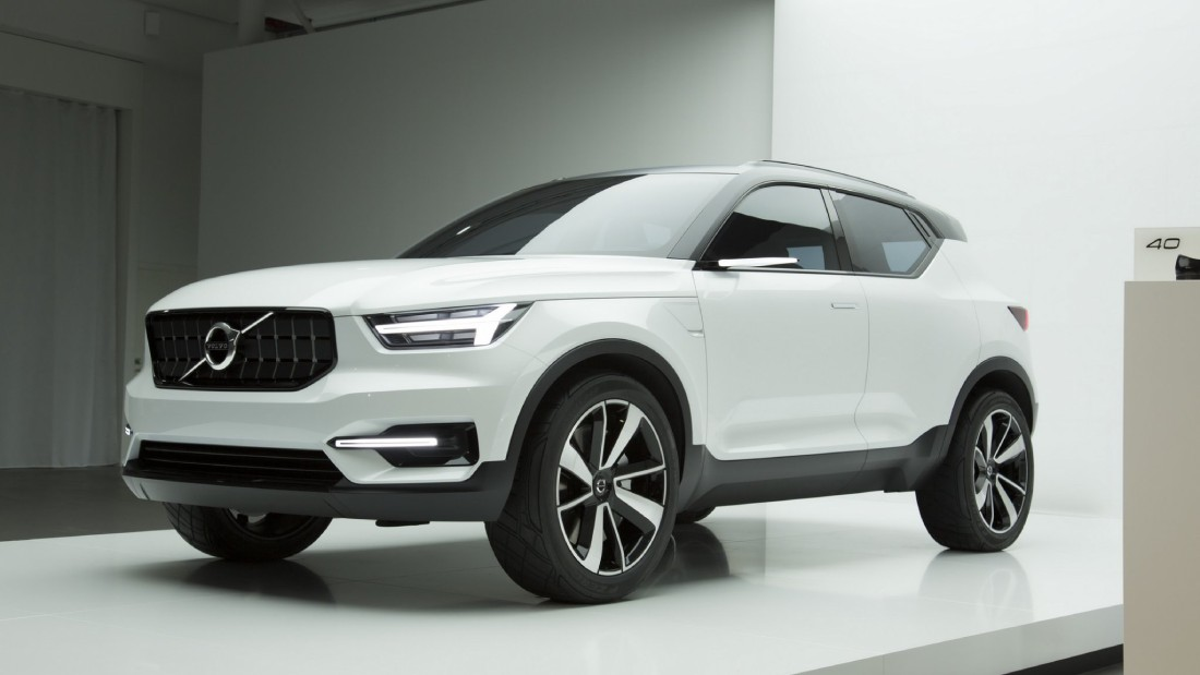 Volvo XC20 Small SUV Will Be Launched By 2022