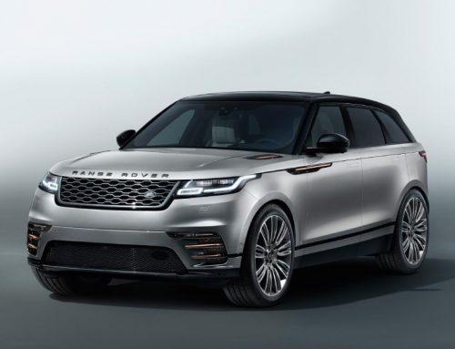 2020 Land Rover Road Rover Driving Range, Platform