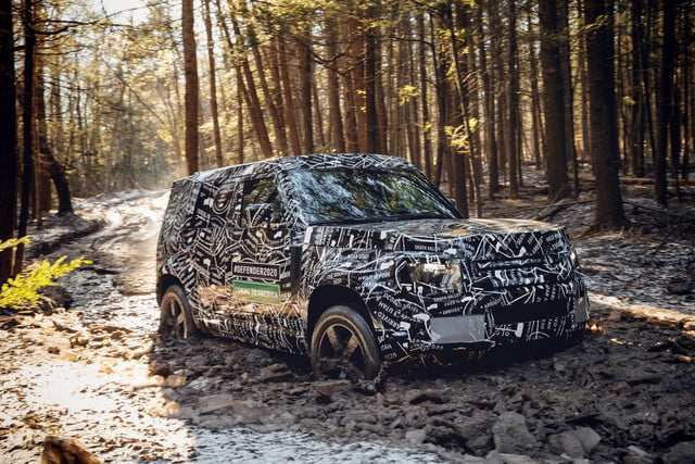 2020 Land Rover Road Rover Price