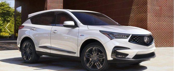 2021 Acura RDX Updates