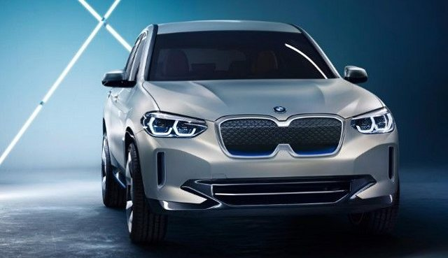 2021 BMW iX3 Electric