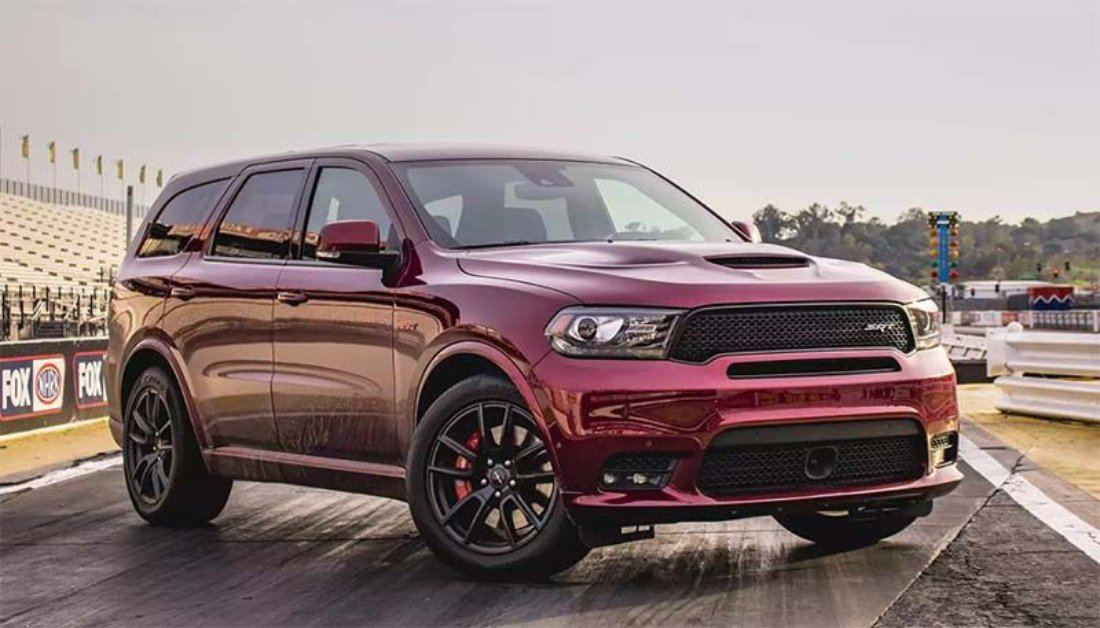 2021 Dodge Durango Body On Frame Platform