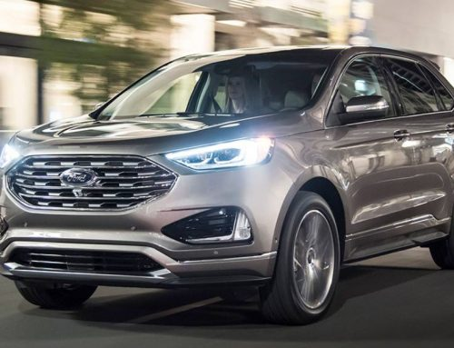 2021 Ford Edge Changes, Engine, ST