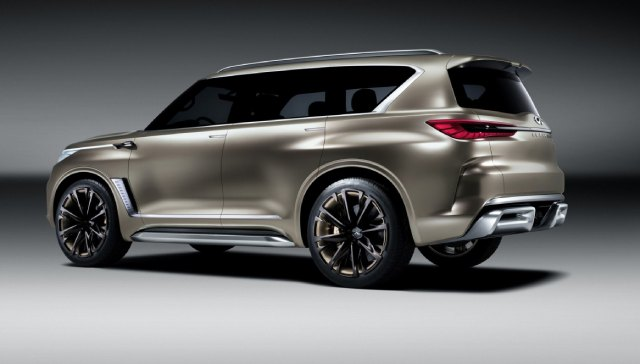 2021 Infiniti QX80 Release Date and Price