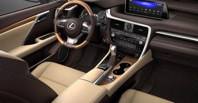 2021-Lexus-RX-350-Interior