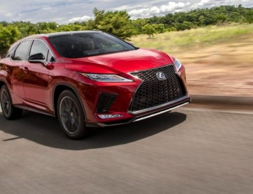 2021 Lexus RX 350 Updates, Equipment, and Price