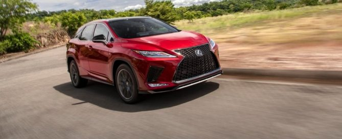 2021 Lexus RX 350 Release Date and Price