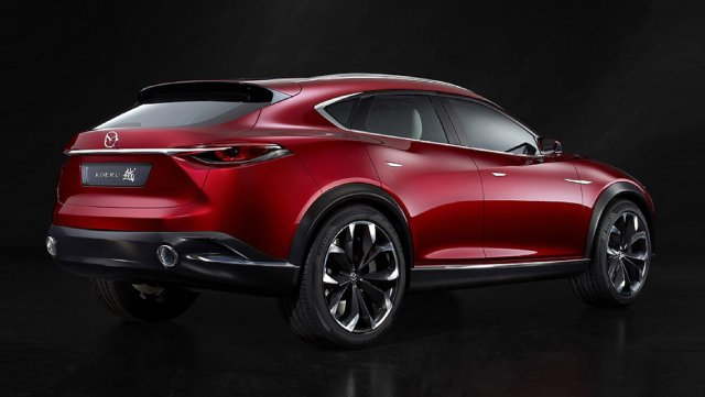 2021 Mazda CX-6 Design