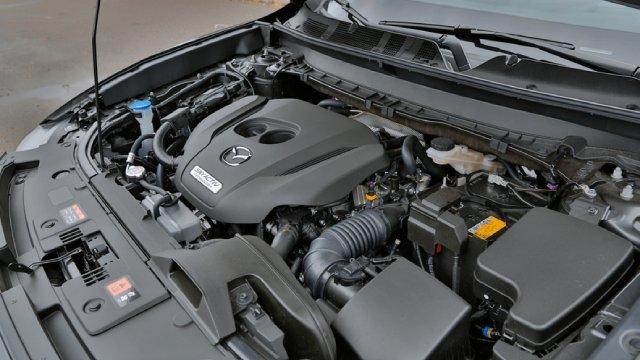 2021 Mazda CX-6 Engine Specs