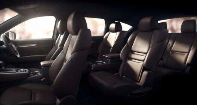 2021 Mazda CX-8 Interior