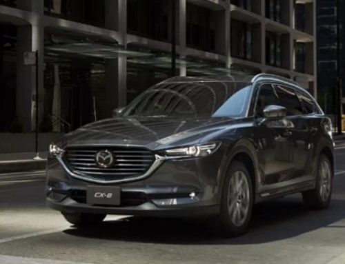 2021 Mazda CX-8 Won't Come to the US