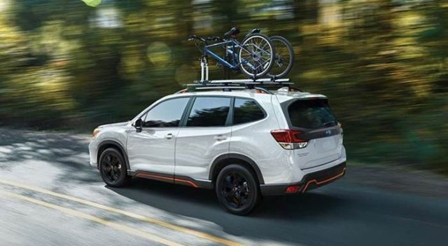 2021 Subaru Forester Styling and Equipment