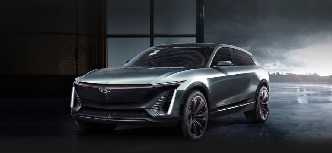 All-Electric Cadillac XT5 Will Debut in 2022