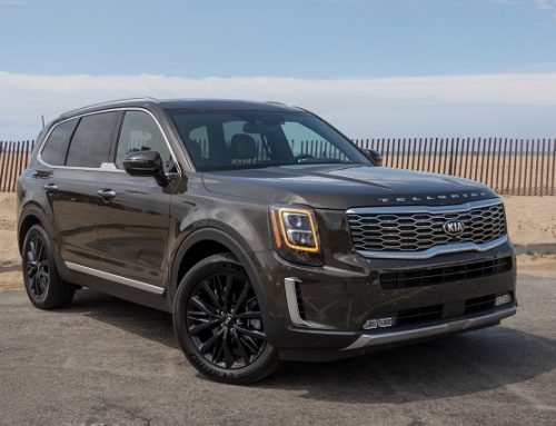 2021 Kia Telluride Won't Get Many Changes