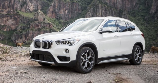 2021 BMW X1 Engine