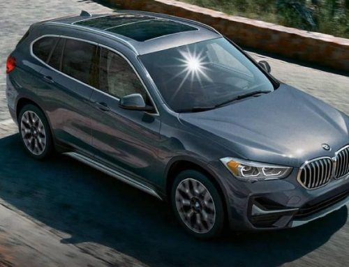 2021 BMW X1 – The Last One of The Generation