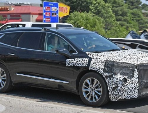 2021 Buick Enclave Is Ready For Facelift!