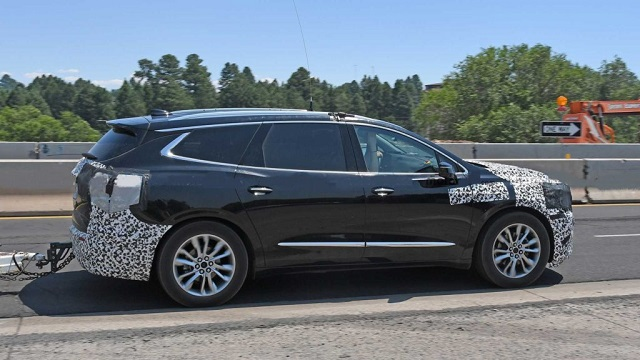 2021 buick enclave is ready for facelift  suvs reviews