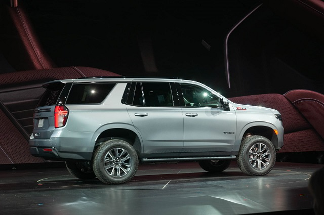2021 Chevy Tahoe Price