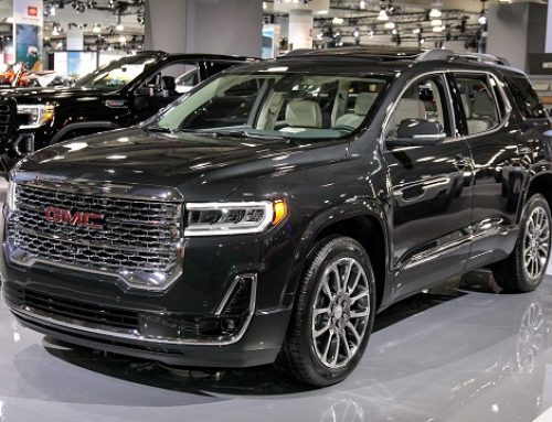 2021 GMC Acadia Preview: Features, Powertrain, Price